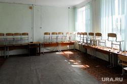 Инспекционная поездка Алексея Текслера в Касли и Озерск. Челябинская область, школьный класс