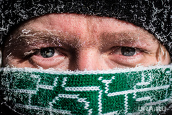 Клипарт. Свердловская область, зима, иней, холод на улице, низкая температура, лед, морозы, глаз, взгляд