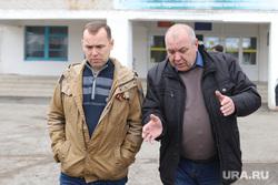 Визит врио губернатора Шумкова в Звериноголовский район Курган, шейгец михаил, шумков вадим