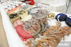 Ашан. Магазин. Продукты. Челябинск., продукты, морепродукты, креветки