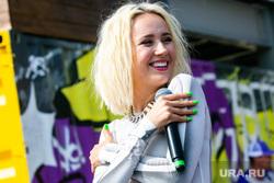Клава Кока на фестивале «Арт-Таврида». Республика Крым, Судак, клава кока