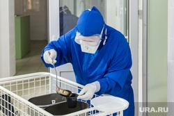 Госпитальная база по лечению коронавирусной инфекции. Магнитогорск, защитные очки, коронавирус, сиз, ковид, больничная еда