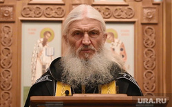 Предрождественская проповедь отца Сергия схигумена Среднеуральского женского монастыря , отец сергий
