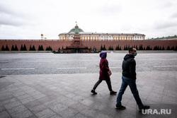 Москва во время объявленного режима самоизоляции. Москва, мавзолей, кремль, красная площадь, москва
