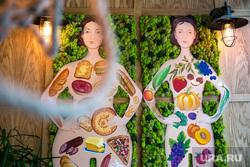 Ресторатор Татьяна Заводовская в кафе осознанного питания