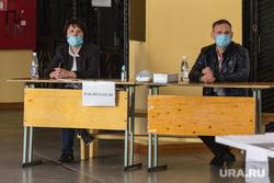 Выборы в ЗСО и МГСД. Магнитогорск, наблюдатели, голосование, выборы 2020