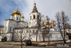 Здания. Тюмень, свято-троицкий монастырь