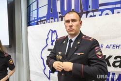 Новый начальник полиции города Петр Вагин. Тюмень, вагин петр