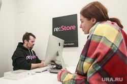 Старт продаж Apple IPhoneX в re:Store на Тверской, 27. Москва , айфон, restore, фирменный магазин