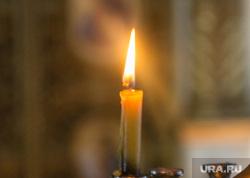 Клипарт. Магнитогорск, свеча, церковь