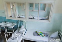 Госпитальная база по лечению коронавирусной инфекции. Магнитогорск, стационар, палата, больничная палата, больница
