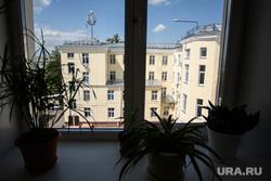 Виды Железногорска, Красноярский край, окно, здание