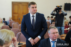 Аппаратное совещание у главы города. Челябинск, куляшов максим