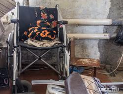 Клипарт. Челябинская область, инвалидная коляска