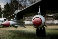 Экспонаты Центрального Музея Военно-Воздушных Сил России в Монино. Московская область, Монино, снаряд, ракета, торпеда, бомба