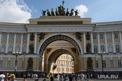 Виды Санкт-Петербурга. Санкт-Петербург, арка главного штаба, город санкт-петербург