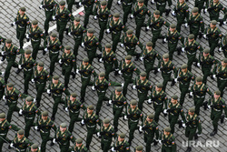 Парад Победы на площади 1905 года. Екатеринбург, армия, военные, марш, парад победы, 75лет победы
