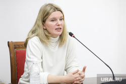 Встреча Александра Высокинского с журналистами Екатеринбурга., куземка екатерина