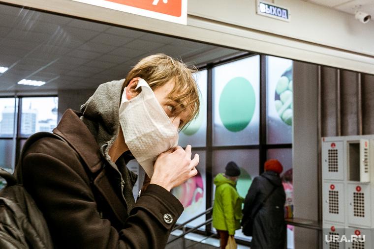 Масочный режим во вторую волну коронавируса. Тюмень