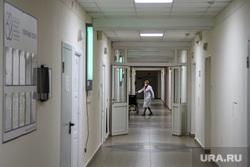 Объезд Высокинским горбольниц. Екатеринбург, больничный коридор, больница, цгб6