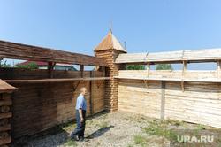 Пресс-тур по Синегорью Челябинск, чебаркульская крепость
