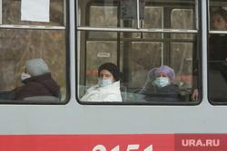 Профилактический рейд ГИБДД. Магнитогорск, медицинские маски, пассажиры, трамвай, коронавирус, ковид
