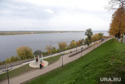 Осень жанровые фотографии Пермь, набережная, осень