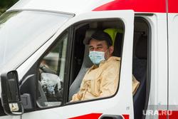 Медицинский клипарт. Магнитогорск, медицинская маска, скорая помощь, водитель скорой