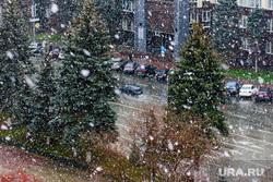 Снегопад. Челябинск, непогода, прогноз, снегопад, климат, осень