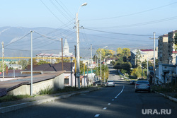Город Шуши после обстрелов ВС Азербайджана. Нагорный Карабах, город шуши