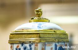 Выставка Стекло и керамика Китая из коллекции Алексея Глазырина. Екатеринбург, фарфор, золото