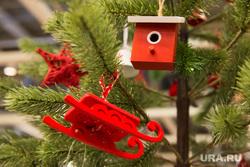Клипарт. Екатеринбург, праздник, новый год, рождество, елочные игрушки