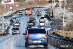 Галкинский мост. Курган, машины, пробки, автомобили, галкинский мост, чеховский мост