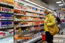 Масочный режим. Челябинск, покупатель, продукты, супермаркет, магазин, сиз, маска медицинская