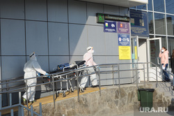 Последствия взрыва кислородной станции в госпитале на базе ГКБ№2. НЕОБРАБОТАННЫЕ. Челябинск