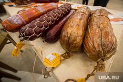 Презентация и дегустация колбасных изделий от производителей ЦК Урал, колбаса, птицефабрика среднеуральская