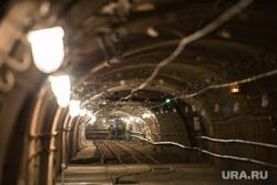 Открытие шахты Черемуховская Глубокая. Североуральск, тоннель