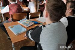 Визит врио губернатора Курганской области Шумкова Вадима в Шадринск, шумков вадим, урок, парта, школа, школьники
