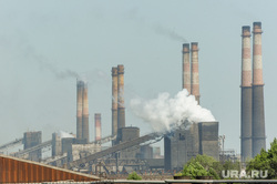 Алексей Текслер проверил готовность к вводу в эксплуатацию двух путепроводов. Челябинск, дым, смог, завод, выбросы, экология