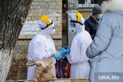 Последствия взрыва кислородной станции в госпитале на базе ГКБ№2. Челябинск, врачи, медики, доктор, коронавирус, covid, ковид, противочумной костюм, защитные костюмы