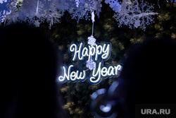 Традиционный Новогодний вечер для представителей Средств Массовой Информации. Екатеринбург, новогодние украшения, новый год, happy new year