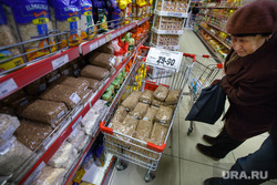 Греча. Екатеринбург, продукты, цены, тележка, греча, крупа, магазин