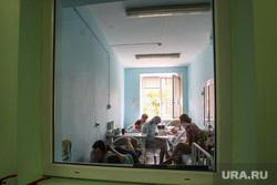 Менингит. Тюменская областная клиническая инфекционная больница. Тюмень