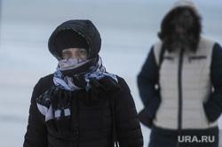 Мороз. Челябинск, зима, мороз, холод, климат, погода