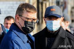 Последствия взрыва кислородной станции в госпитале на базе ГКБ№2. Челябинск, текслер алексей