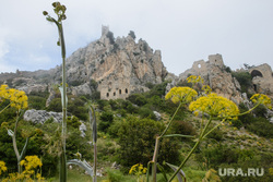 Виды Лимассола, Гирне, Куриона и Продромоса. ТРСК и Республика Кипр, крепость, замок святого иллариона, достопримечательности кипра