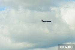 Пресс-тур на объект накопленного вреда (городская свалка). Челябинск, облака, небо, самолет