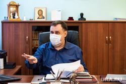 Свердловский областной клинический психоневрологический госпиталь для ветеранов войн, где оказывают помощь пациентам с коронавирусной инфекцией COVID-19. Екатеринбург, забродин олег