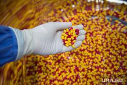 Поездка Евгения Куйвашева в Новоуральск: завод Медсинтез и детский сад №15., производство лекарств, таблетки, медикаменты, триазавирин, медицина
