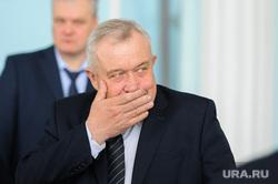 Областное совещание при Губернаторе Челябинской области. Челябинск, воробьев сергей, портрет